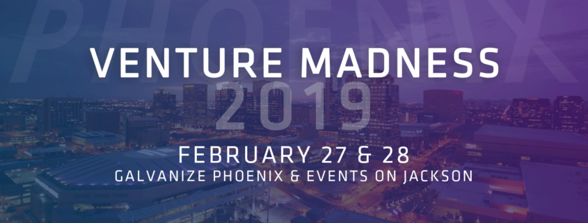 Venture Madness 2019 - Invest Southwest